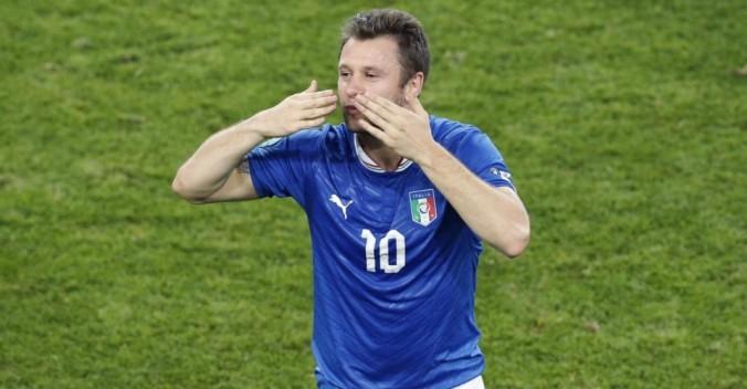 Euro 2012 - Italia vs. Irlanda