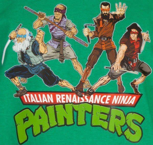 Italiaanse_Renaissance_ninja_schilders