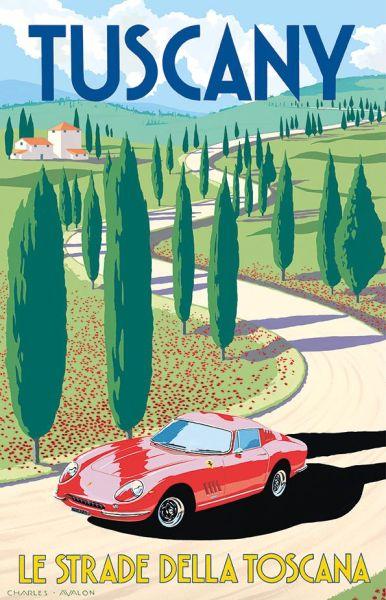 Toscane_poster