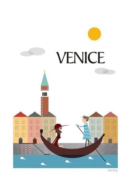 Venetië_poster