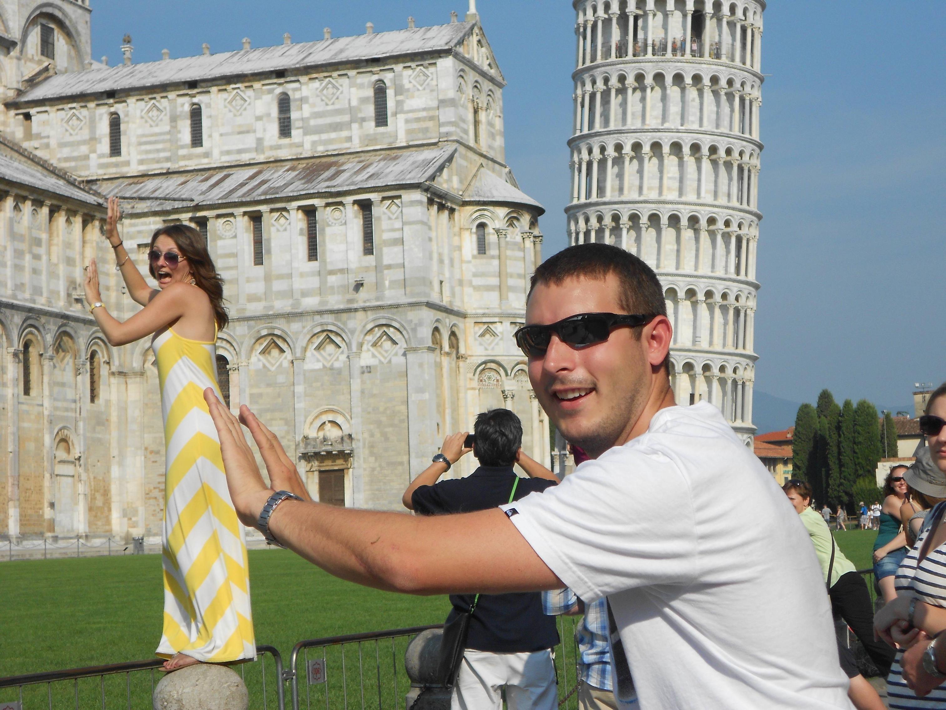 Toren van Pisa fail